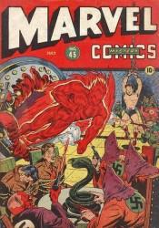 Marvel Mystery Comics #45