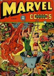 Marvel Mystery Comics #46