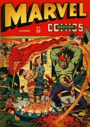Marvel Mystery Comics #50