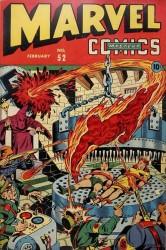 Marvel Mystery Comics #52