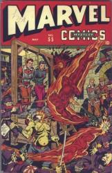 Marvel Mystery Comics #55