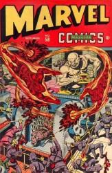 Marvel Mystery Comics #58