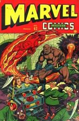 Marvel Mystery Comics #62