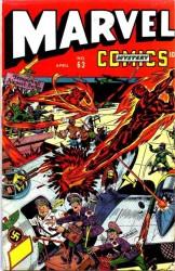 Marvel Mystery Comics #63