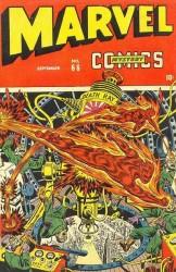 Marvel Mystery Comics #66