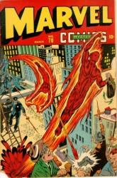 Marvel Mystery Comics #70
