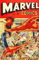 Marvel Mystery Comics #71