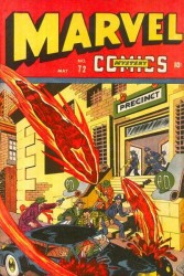 Marvel Mystery Comics #72