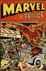 Marvel Mystery Comics #74