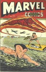 Marvel Mystery Comics #77