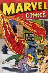 Marvel Mystery Comics #78