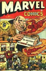 Marvel Mystery Comics #81