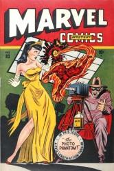 Marvel Mystery Comics #83