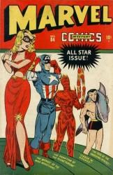 Marvel Mystery Comics #84