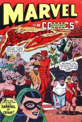 Marvel Mystery Comics #86