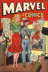 Marvel Mystery Comics #87