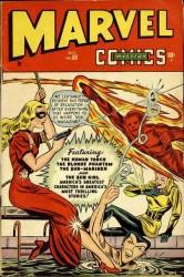 Marvel Mystery Comics #88