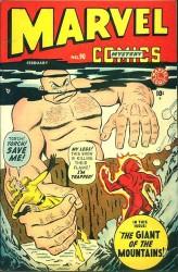 Marvel Mystery Comics #90
