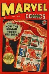 Marvel Mystery Comics #92