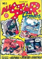 All-Star Comics #1