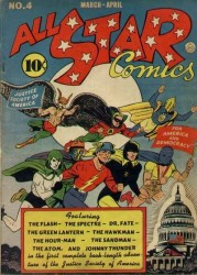 All-Star Comics #4