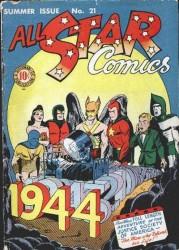 All-Star Comics #21
