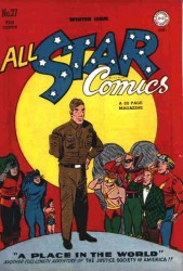 All-Star Comics #27