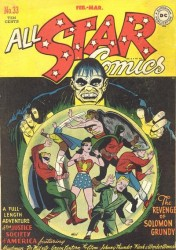 All-Star Comics #33