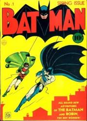 Batman #1 New 52 2011