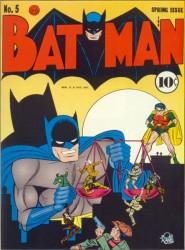 Batman #5 1st Linda Page!