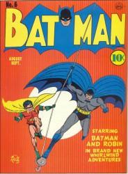 Batman #6 1st Clockmaker!
