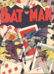 Batman #11 Classic Joker Cover!