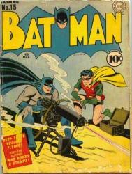 Batman #15