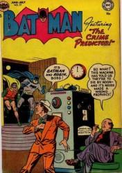 Batman #77