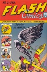 Flash Comics #2