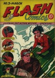 Flash Comics #3