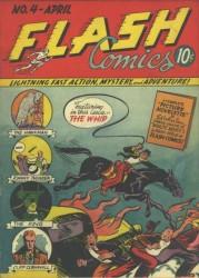 Flash Comics #4