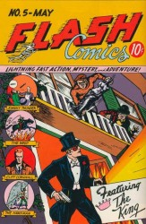 Flash Comics #5