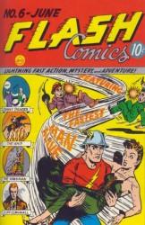 Flash Comics #6