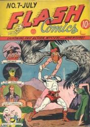 Flash Comics #7