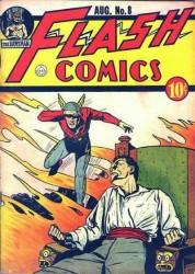 Flash Comics #8