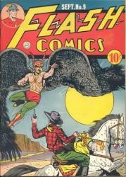 Flash Comics #9