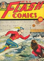 Flash Comics #10