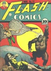 Flash Comics #11