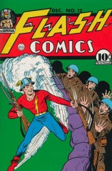 Flash Comics #12