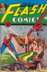Flash Comics #14
