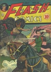 Flash Comics #19