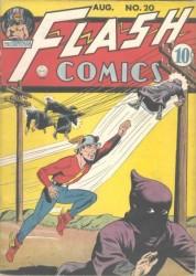 Flash Comics #20