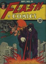 Flash Comics #21