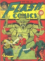 Flash Comics #22